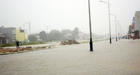 Công điện về việc ứng phó với mưa, lũ và sạt lở đất