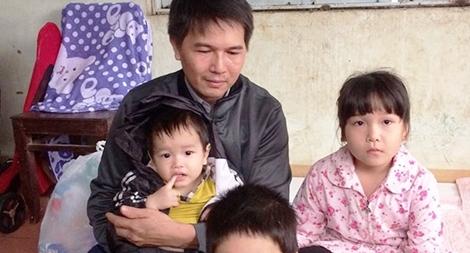 Xót xa 3 trẻ mồ côi cần được giúp đỡ