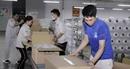 NMXS Đình Vũ nâng công suất lên 10 dây chuyền sản xuất sợi DTY