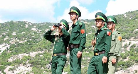 Báo CAND phối hợp tốt với Bộ đội Biên phòng trong công tác tuyên truyền