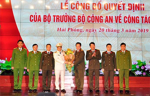 Phó Tư lệnh CSCĐ được điều động làm Giám đốc Công an TP Hải Phòng - Ảnh minh hoạ 2
