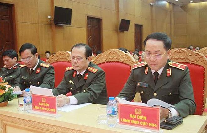 Khối các đơn vị trực thuộc Bộ trưởng Bộ Công an ký Giao ước thi đua năm 2019 - Ảnh minh hoạ 3