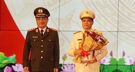 Phó Tư lệnh CSCĐ được điều động làm Giám đốc Công an TP Hải Phòng