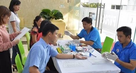 """Đoàn thanh niên PVFCCo đăng cai tổ chức thành công chương trình """"Ngày Đoàn viên–Hiến máu nhân đạo"""""""