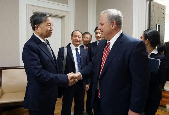 Việt Nam - Hoa Kỳ đẩy mạnh hợp tác phòng, chống tội phạm - Ảnh minh hoạ 2