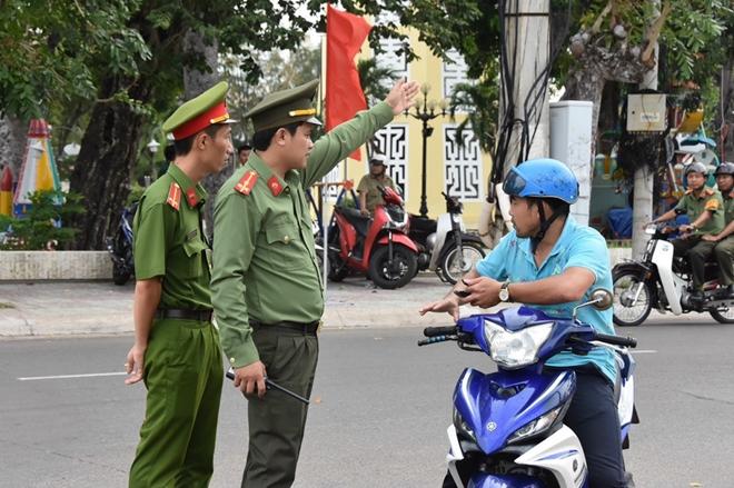 Đảm bảo ANTT trong thời gian diễn ra Đại hội Đảng bộ tỉnh Bình Thuận - Ảnh minh hoạ 2