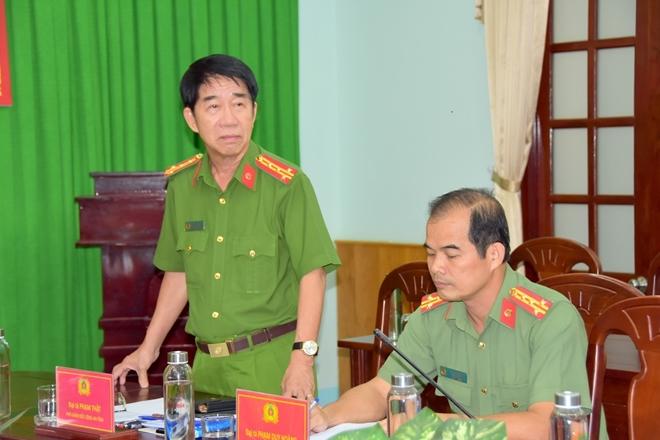 Khen thương tập thể phá vụ án giết người cướp tài sản ở Bình Thuận - Ảnh minh hoạ 2