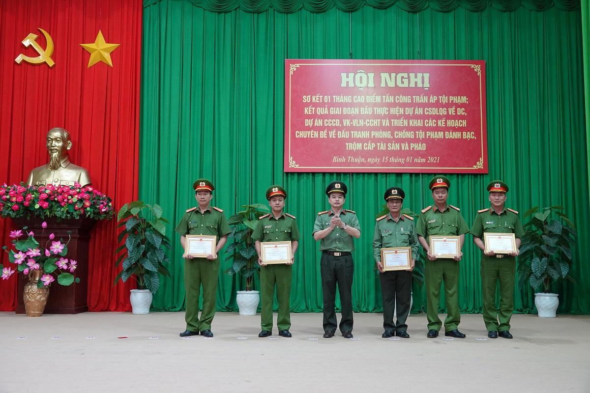 Công an Bình Thuận đảm bảo ANTT trước Đại hội Đảng và Tết Tân Sửu