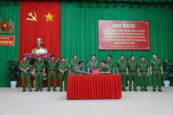 Công an Bình Thuận đảm bảo ANTT trước Đại hội Đảng và Tết Tân Sửu - Ảnh minh hoạ 3