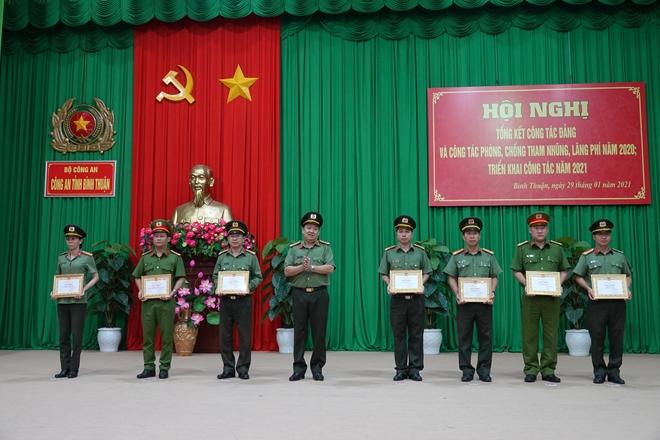 Công an Bình Thuận chủ động đấu tranh, ngăn chặn các loại tội phạm… - Ảnh minh hoạ 2