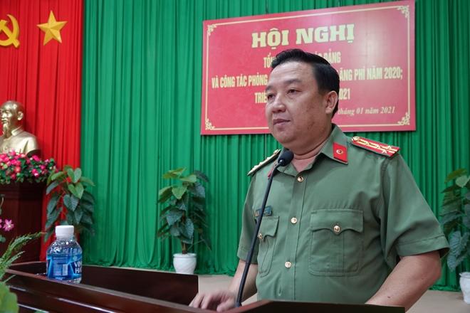 Công an Bình Thuận chủ động đấu tranh, ngăn chặn các loại tội phạm…