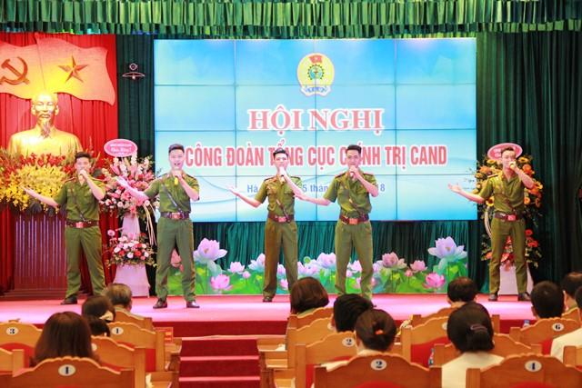 Hội nghị Công đoàn Tổng cục Chính trị CAND - Ảnh minh hoạ 3