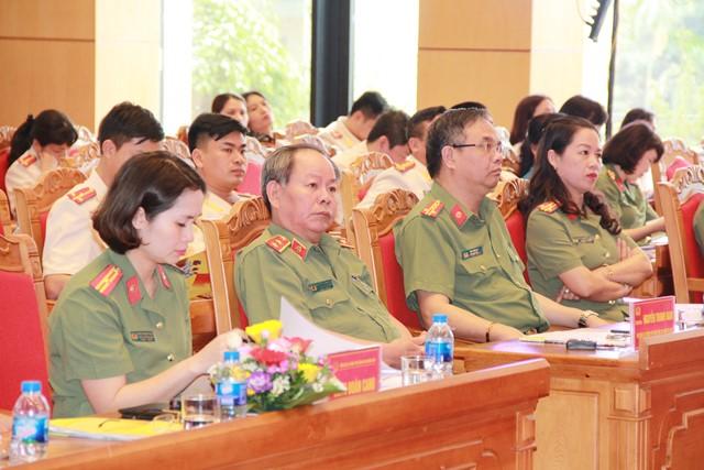 Hội nghị Công đoàn Tổng cục Chính trị CAND