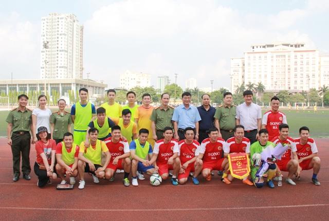 Giao lưu thể thao, VHVN giữa Cục Công tác Chính trị và Công an TP. Hà Nội - Ảnh minh hoạ 3