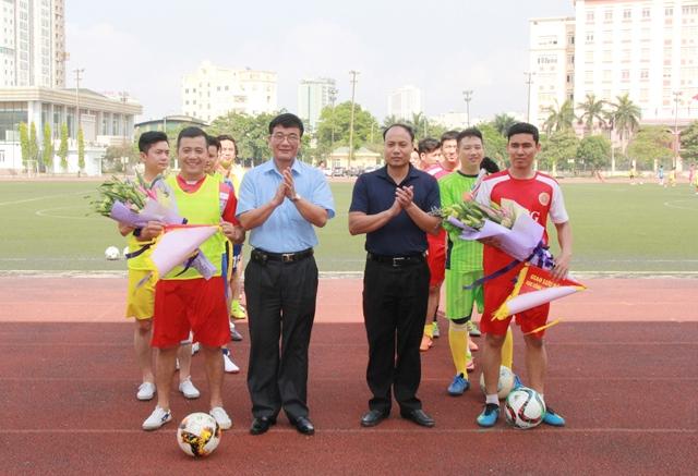 Giao lưu thể thao, VHVN giữa Cục Công tác Chính trị và Công an TP. Hà Nội - Ảnh minh hoạ 2