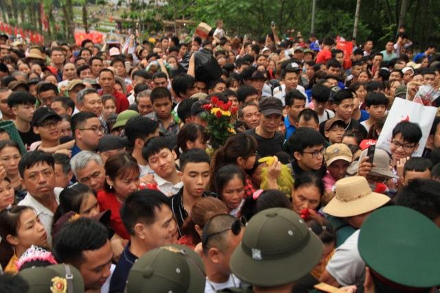 Lực lượng Công an bảo đảm an toàn tuyệt đối cho lễ giỗ Tổ Hùng Vương - Ảnh minh hoạ 11