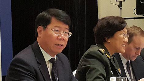 Đoàn Việt Nam góp phần vào thành công chung của Đối thoại Shangri-La lần thứ 15