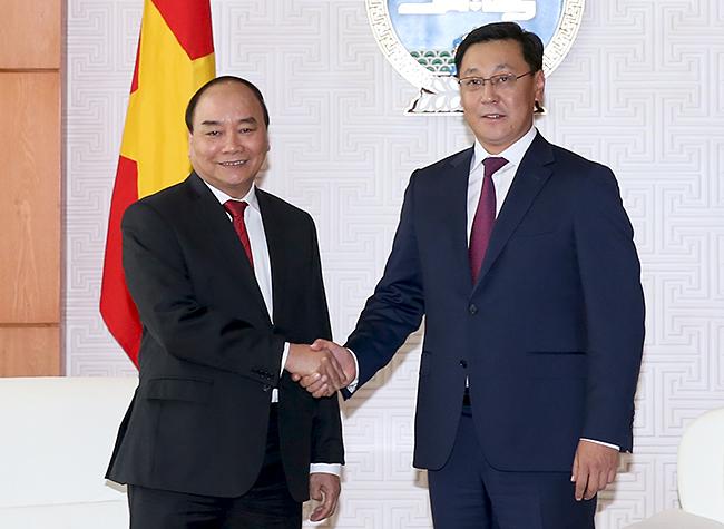 Thủ tướng Nguyễn Xuân Phúc kết thúc tốt đẹp chuyến thăm Mông Cổ và dự Hội nghị ASEM 11