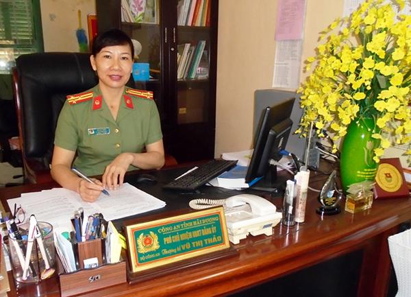 Nữ Phó chủ nhiệm Ủy ban kiểm tra Đảng ủy kể chuyện... bắt nã