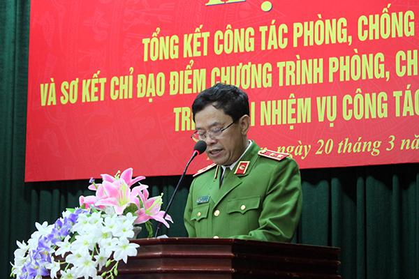 Xử lý nghiêm các đối tượng buôn bán người ở Nghệ An