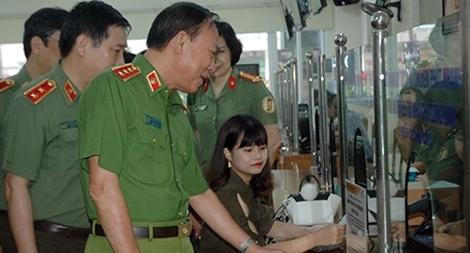 Kiểm tra công tác cải cách hành chính của TP Hà Nội