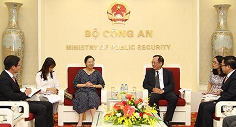 Tăng cường quan hệ hữu nghị, hợp tác giữa Việt Nam – Hàn Quốc