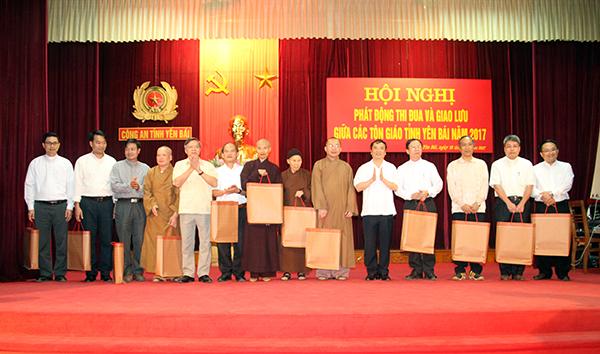 Phát động thi đua và giao lưu giữa các tôn giáo tỉnh Yên Bái - Ảnh minh hoạ 2