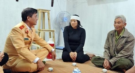 Tấm gương hy sinh của Trung tá CSGT Trần Văn Vang: Sắc nắng mãi ở lại2