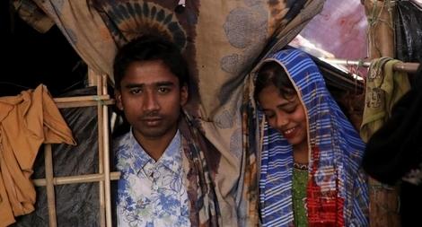 'Đám cưới hy vọng' trong trại tị nạn người Rohingya ở Bangladesh