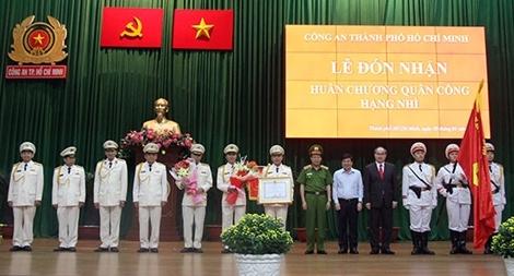 Công an TP Hồ Chí Minh phải đi đầu trong công tác bảo vệ ANTT