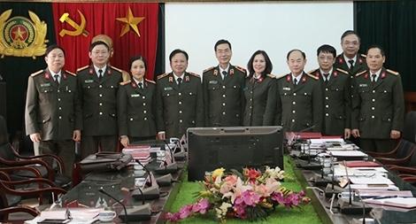 Báo CAND chủ động hoàn thành tốt nhiệm vụ chính trị được giao