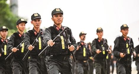 Tổng cục Cảnh sát - Bộ Công an: Những thành tích đáng tự hào
