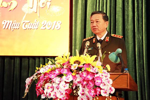 Bộ trưởng Tô Lâm thăm và làm việc tại Hưng Yên - Ảnh minh hoạ 2