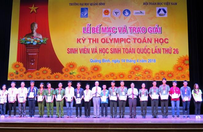 Học viện ANND giành ngôi á quân Kỳ thi Olympic Toán học sinh viên - Ảnh minh hoạ 2