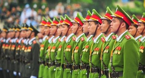 Cán bộ, chiến sĩ Cảnh vệ được hưởng phụ cấp đặc thù từ 15% đến 30%