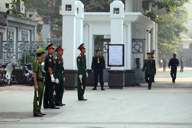 Công an Hà Nội đảm bảo an ninh Quốc tang đồng chí Đỗ Mười - Ảnh minh hoạ 8