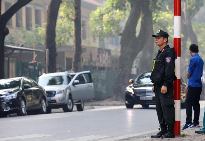 Công an Hà Nội đảm bảo an ninh Quốc tang đồng chí Đỗ Mười - Ảnh minh hoạ 6