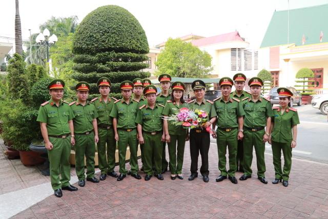 Thứ trưởng Nguyễn Văn Sơn thăm, làm việc với Trại giam Thanh Xuân và Trại tạm giam T16 - Ảnh minh hoạ 3