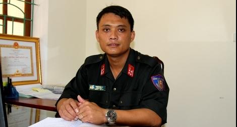 """Đại đội trưởng Cảnh sát cơ động và những lần """"đấu trí"""" với tội phạm manh động"""