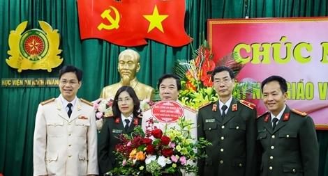 Báo CAND chúc mừng các trường CAND nhân Ngày Nhà giáo Việt Nam