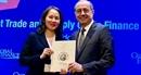 VietinBank tiếp tục là Ngân hàng cung cấp dịch vụ Tài trợ Thương mại tốt nhất Việt Nam