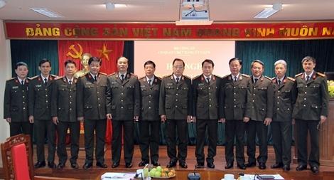 Cơ quan Ủy ban Kiểm tra Đảng ủy Công an Trung ương triển khai công tác năm 2019