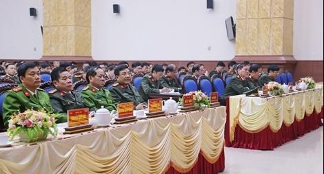 Đảng ủy Công an Nghệ An triển khai nhiệm vụ năm 2019