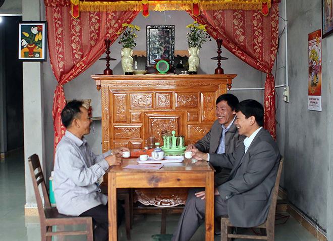 Những hộ dân làng chài cuối cùng trên phá Tam Giang đón Tết trong nhà mới
