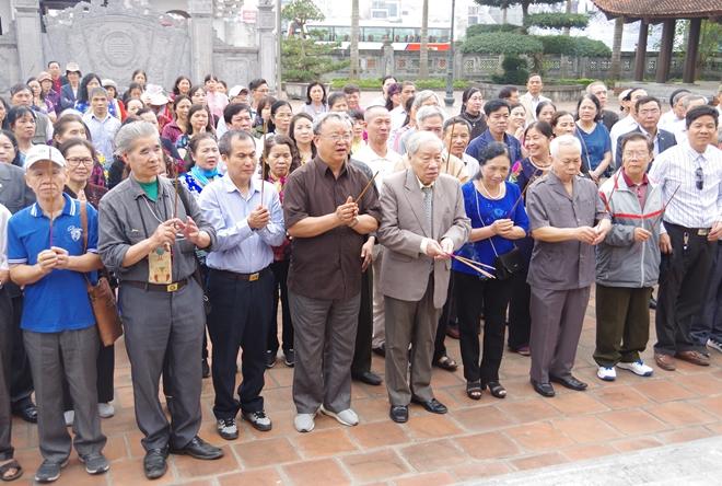 Gặp mặt đoàn cán bộ Công an hưu trí tại Hà Nội - Ảnh minh hoạ 4