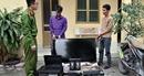 Nhóm đối tượng chuyên trộm cắp tài sản nơi công sở