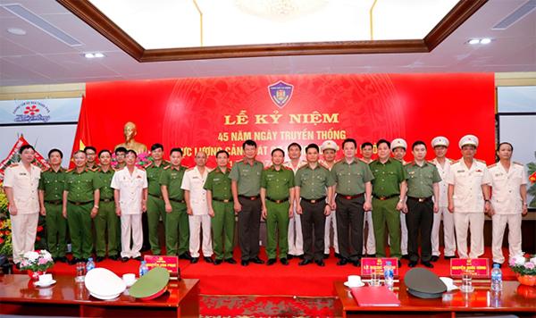 Công an TP Hải Phòng kỷ niệm 45 năm Ngày truyền thống lực lượng Cảnh sát cơ động - Ảnh minh hoạ 2