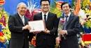 PGS trẻ Việt Nam được phong Giáo sư tại Đại học danh tiếng Hoa Kỳ
