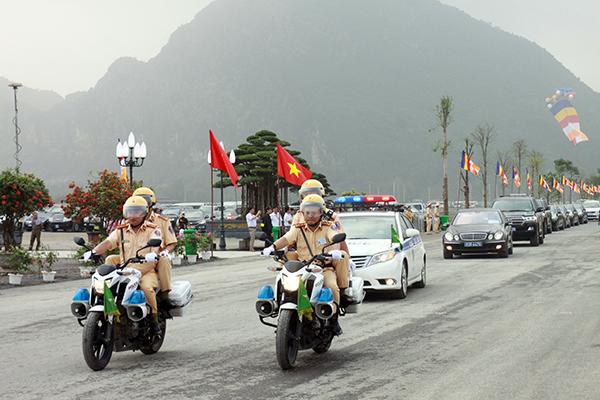 Lực lượng Công an đảm bảo tuyệt đối an toàn Đại lễ Vesak Liên Hợp quốc năm 2019 - Ảnh minh hoạ 2