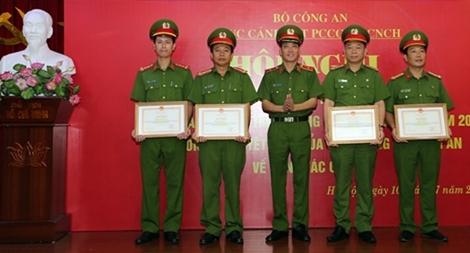 Tăng cường công tác thanh tra, kiểm tra, điều tra cơ bản PCCC